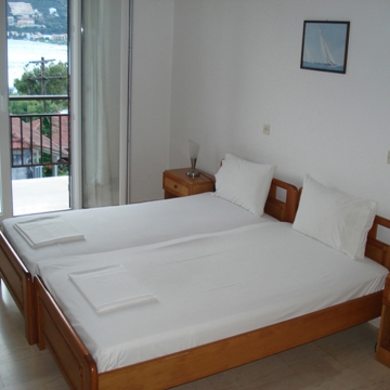 Rooms in Lefkada